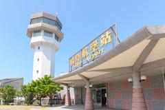 Aéroport de Ludao Images stock
