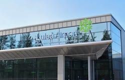 Aéroport de LuleÃ¥ Images stock