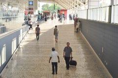 Aéroport de Makassar photos libres de droits