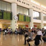 Aéroport de Malaga Image stock