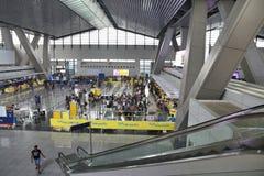 Aéroport de Manille Photographie stock
