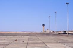 Aéroport de Marsa Alam, Egypte. Photo libre de droits
