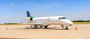 Aéroport de Maun Images libres de droits