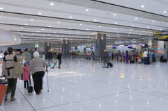 Aéroport de Melbourne Photo stock