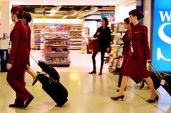 Aéroport de Melbourne - Tullamarine Airpor Image stock