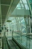 Aéroport de montagne de Baiyun à Canton, porcelaine Image stock