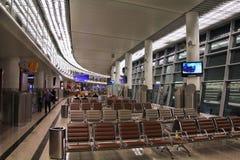 Aéroport de Moscou Photographie stock