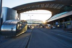 Aéroport de Moscou, Sheremetyevo Photographie stock libre de droits