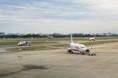 Aéroport de mueang de Don Images stock