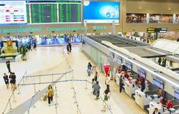 Aéroport de mueang de Don Bangkok, Thaïlande Photo libre de droits