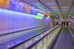 Aéroport de Munich Images libres de droits