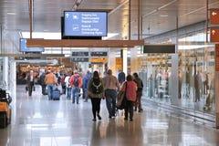 Aéroport de Munich, Allemagne Image stock