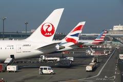 Aéroport de Narita Photo libre de droits