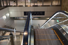 Aéroport de Narita Image stock