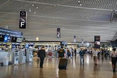 Aéroport de Narita, Tokyo, Japon Photos stock