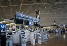 Aéroport de Narita, Tokyo, Japon Images stock