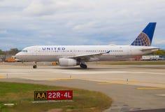 Aéroport de Newark Photos stock