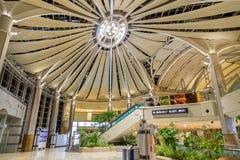 Aéroport de Nikko Kansai d'hôtel à Osaka Image libre de droits