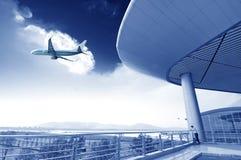Aéroport de Pékin Photographie stock libre de droits