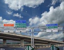 Aéroport de Paris-Charles de Gaulle Images libres de droits