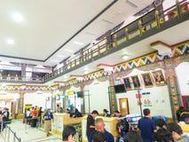 Aéroport de Paro au Bhutan Photos stock