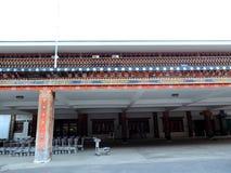 Aéroport de Paro, Bhutan Photo libre de droits