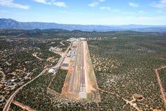 Aéroport de Payson Photographie stock libre de droits