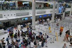 Aéroport de Phuket, Thaïlande Photos libres de droits
