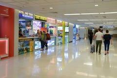 Aéroport de Phuket, Thaïlande Images stock