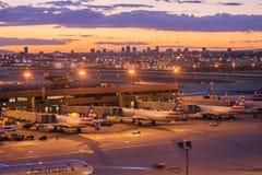 Aéroport de port de ciel, Phoenix, AZ Images libres de droits