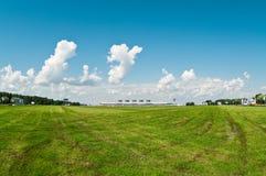 Aéroport de Pulkovo Photos libres de droits