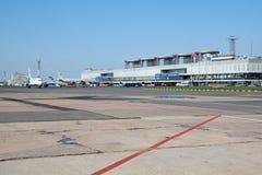 Aéroport de Pulkovo Images stock