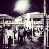 Aéroport de Pune Photos libres de droits