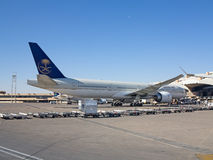 Aéroport de Riyadh Photos libres de droits