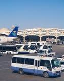 Aéroport de Riyadh Photographie stock