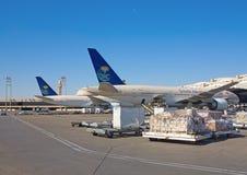 Aéroport de Riyadh Images libres de droits