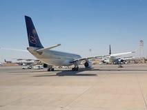 Aéroport de Riyadh Images stock