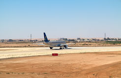 Aéroport de Riyadh Photos stock