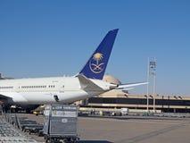 Aéroport de Riyadh Photos stock