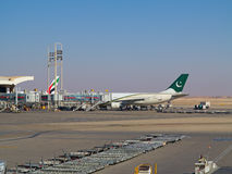 Aéroport de Riyadh Image stock