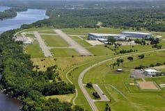 Aéroport de Rockcliffe Photographie stock