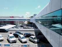 Aéroport de Rome Image libre de droits