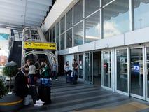 Aéroport de Rome Image stock