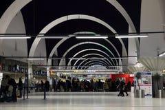 Aéroport de Séville, Espagne Photographie stock libre de droits