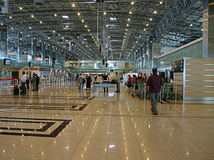 Aéroport de Sabiha Gokcen Photographie stock