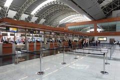 Aéroport de Sabiha Gokcen, Istanbul Photo stock