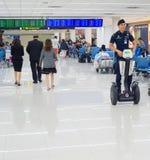 Aéroport de salle d'attente de Passsengers thailand Photo libre de droits