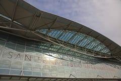 Aéroport de San Francisco Photographie stock