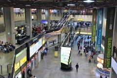 Aéroport de Sao Paulo Photographie stock libre de droits