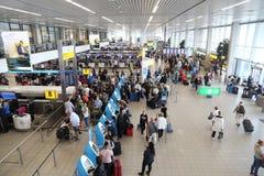 Aéroport de Schiphol Photos stock
